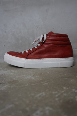 <img class='new_mark_img1' src='https://img.shop-pro.jp/img/new/icons8.gif' style='border:none;display:inline;margin:0px;padding:0px;width:auto;' />incarnation Horse Leather Sneakers Vs Hi-Cut Lined