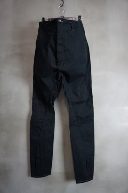 <img class='new_mark_img1' src='https://img.shop-pro.jp/img/new/icons8.gif' style='border:none;display:inline;margin:0px;padding:0px;width:auto;' />incarnation Cotton Stretch Long Darts Sarrouel Pants #3