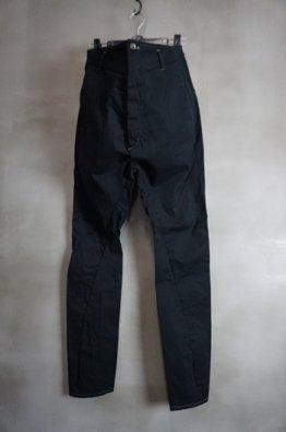 incarnation Cotton Stretch Long Darts Sarrouel Pants #3
