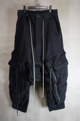 A.F ARTEFACT Military Low Crotch Pants