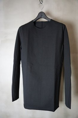 <img class='new_mark_img1' src='https://img.shop-pro.jp/img/new/icons8.gif' style='border:none;display:inline;margin:0px;padding:0px;width:auto;' />incarnation Cotton Elastic Carved Seam Long Sleeve Jersey
