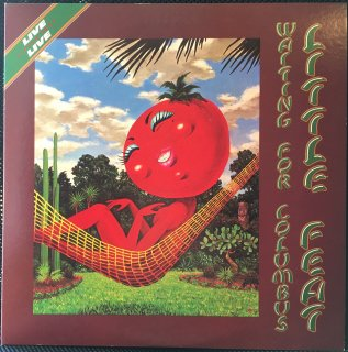 (LP)  Little Feat / Waiting For Columbus