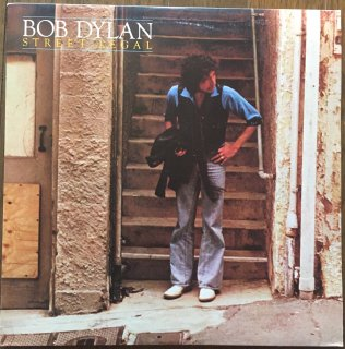 (LP) Bob Dylan / Street-Legal