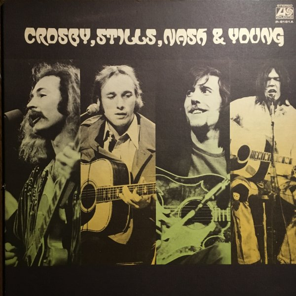 (LP) Crosby, Stills, Nash & Young / All Together