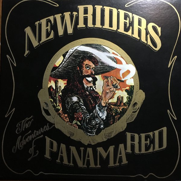 (LP) New Riders Of The Purple Sage /  The Adventures Of Panama Red