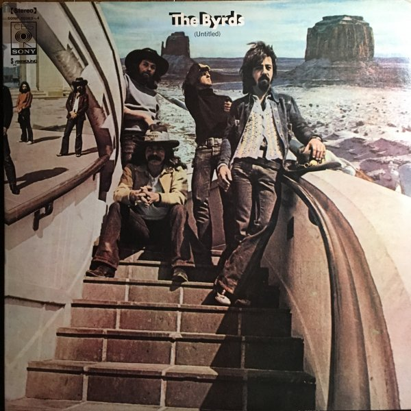 (LP) The Byrds / Untitled