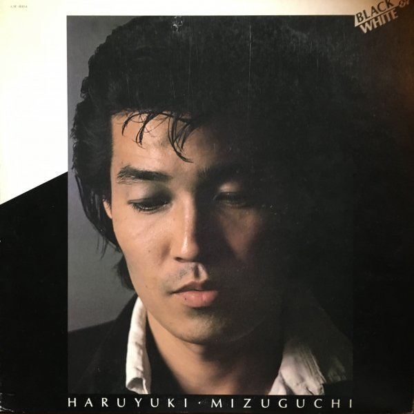 (LP) 水口晴幸 / BLACK or WHITE