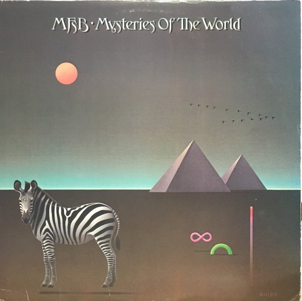 (LP) MFSB / Mysteries Of The World
