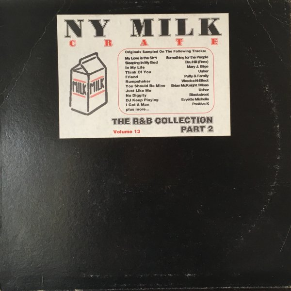 (LP) Various / NY Milk Crate 13 The R&B Collection Part II