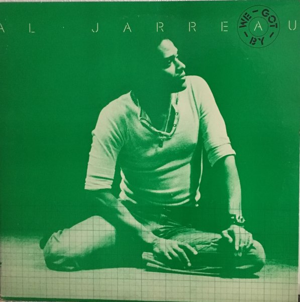(LP) Al Jarreau / We Got By