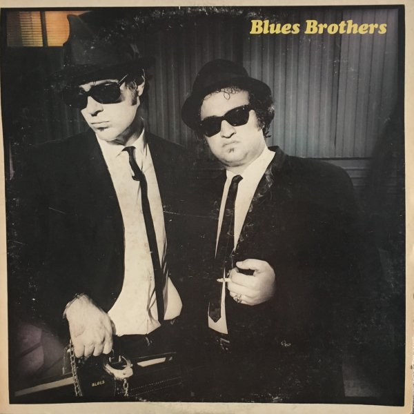 (LP) The Blues Brothers / Briefcase Full Of Blues