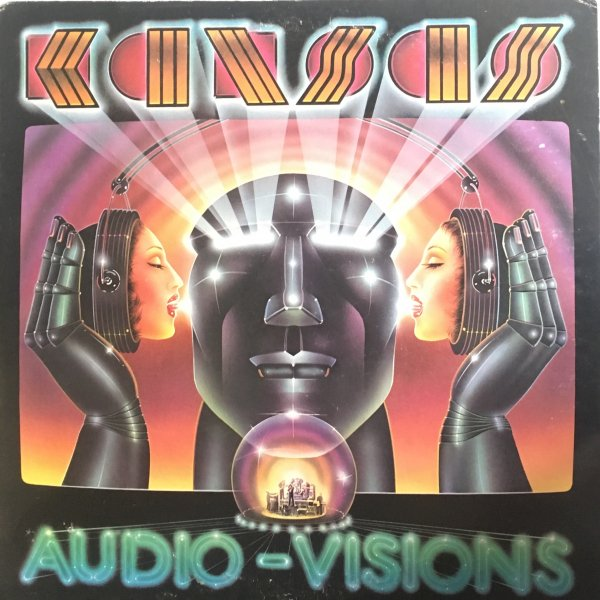 (LP) Kansas / Audio-Visions
