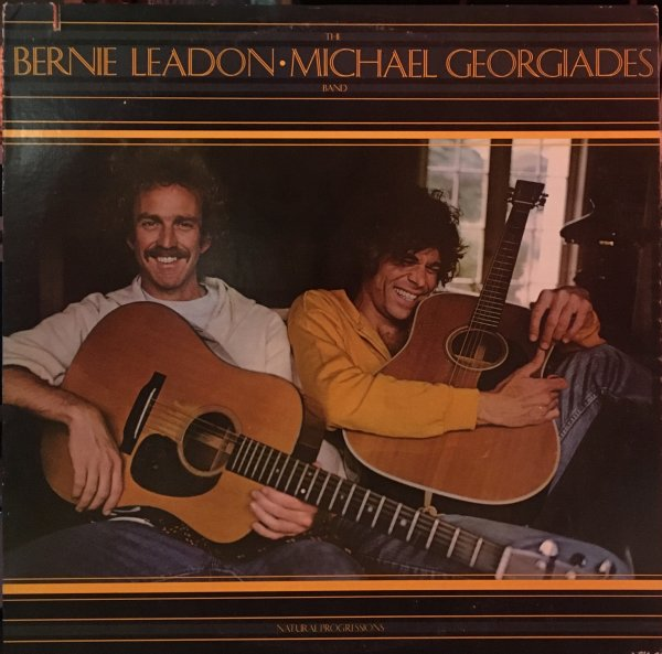 (LP) The Bernie Leadon・Michael Georgiades Band / Natural Progressions