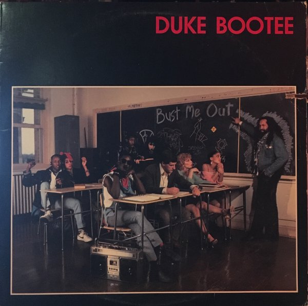 (LP) Duke Bootee / Bust Me Out