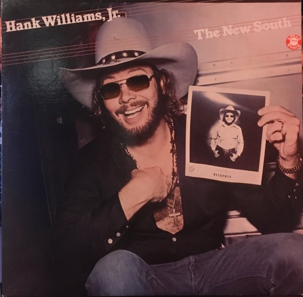 (LP) Hank Williams Jr. / The New South