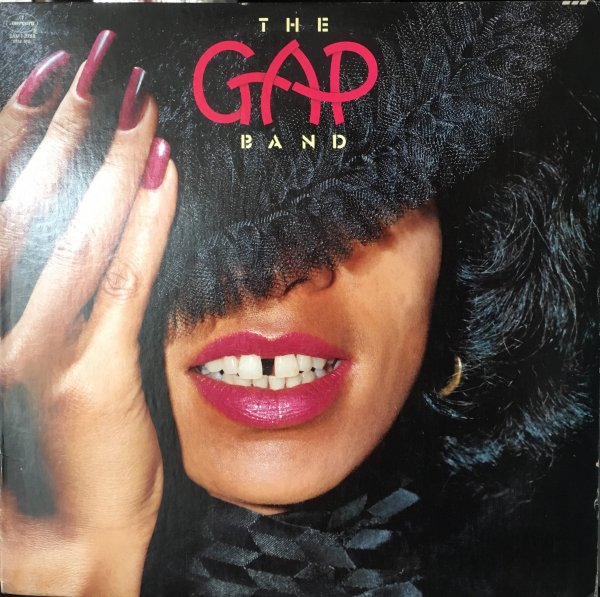 (LP) The Gap Band / The Gap Band