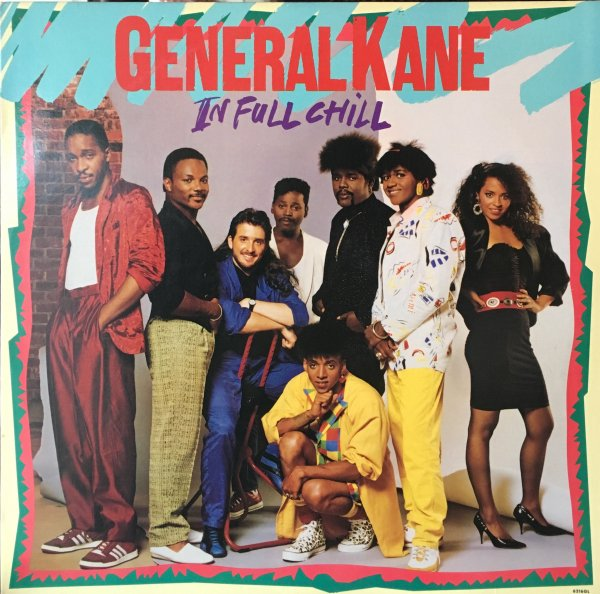(LP) General Kane / In Full Chill