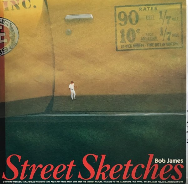 (LP) Bob James / Street Sketches