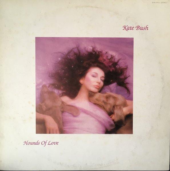 (LP) Kate Bush / Hounds Of Love