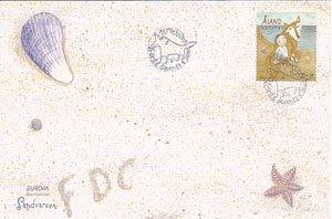 オーランド・ヨーロッパ・児童書・2010・FDC