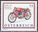 オーストリア・KTMのバイク・2011