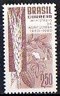 ブラジル・穀物・1960