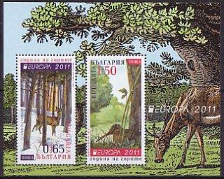 ブルガリア・ヨーロッパ・森林・2011・S/S