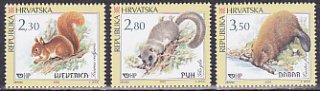 クロアチア・小さい動物・2003(3)