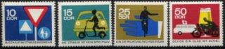 東ドイツ・交通標識と自動車(4)