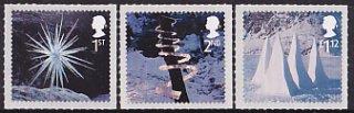 イギリス・クリスマス・雪景色・切手・2003(6)