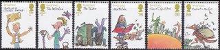 イギリスの切手・ロアルド・ダール・2012(6)