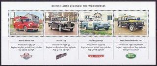 イギリス・ヨーロッパ・郵便車・2013・S/S