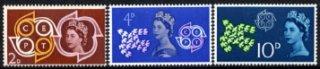 欧州郵便電信会議CEPT・1961