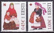 エストニア・民族衣装・2012(2)