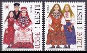 エストニア・民族衣装・2015(2)