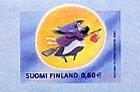 フィンランド・イースター・2002(セルフ糊)