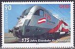 オーストリアの鉄道175年・2012