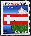 ユーロ・国旗・2008