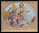 オーストリア・クリストキンドル郵便局・2009