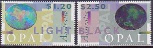 オーストラリアの切手・オパール・1995(2)