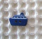 ホタン・船・ブルー