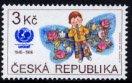 チェコ・ユニセフ50年・1996