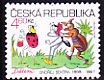 チェコ・子どもたちのために・てんとうむし・1999