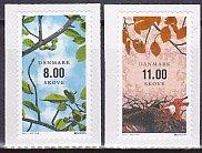 デンマーク・ヨーロッパ・森林(2)セルフ糊