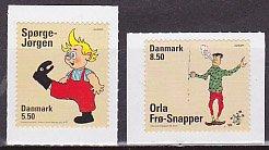 デンマーク・ヨーロッパ・児童書・2010(2)・セルフ糊