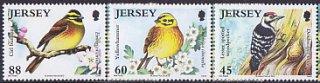 英国領ジャージー・危険危惧種の鳥・切手・2012(6)