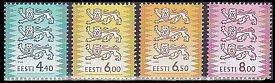 エストニア・紋章・2000(4)