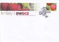 ポーランド・ベリー・2012・FDC