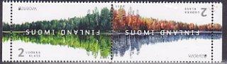 フィンランドの切手・ヨーロッパ・森林・2011(2)