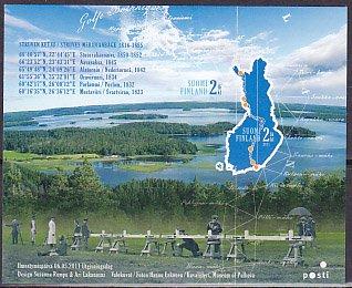 シュトルーベの測地弧・20011・S/S((セルフ糊)